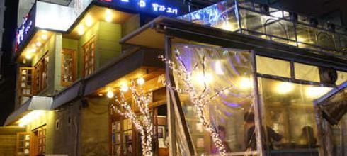 釜山/海雲台~在地人與觀光客都聞名的美味烤肉店