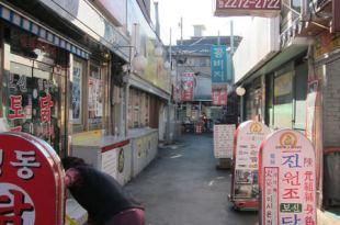 東大門/觀光客中大人氣的陳玉華一隻雞