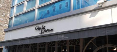 弘大/讓晚起的人元氣滿滿的早午餐咖啡廳~Cafe burano