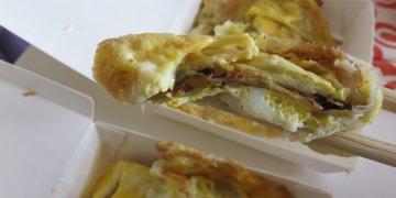 蘭嶼 Lanyu 施路岸早餐 nameless breakfast 無名蛋餅