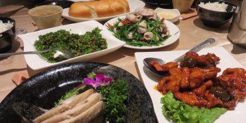 台北 六廚川式料理 Taipei Liou chu 與對的人享用美味台菜