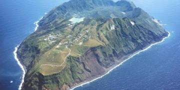 東京青島 Aogashima 東京都青ヶ島村無番地 準備難度最高