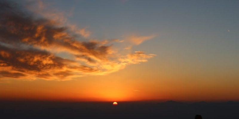 《雜記日本富士山》夕陽負1度C的真心誠意 Mount Fuji Maple Corridor