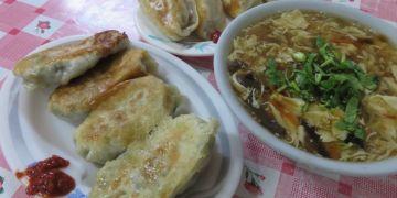 《花蓮市區美食》李記煎餃美味的程度不在於價位