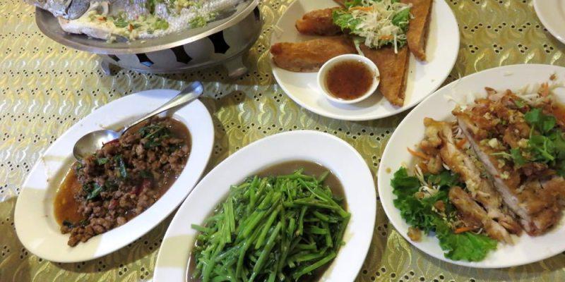 《台北內湖》泰雅軒 Tai Ya Shiuan 平價泰式料理 人情荷包都兼顧