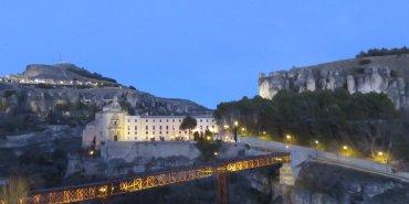 《西班牙Cuenca》追逐耶穌守護下的美景足跡