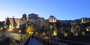 《西班牙Cuenca》Paradores在古堡內享用經典晚餐
