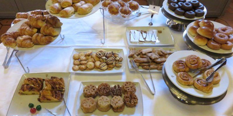 《西班牙Cuenca》Parador de cuenca早餐就是要這樣吃