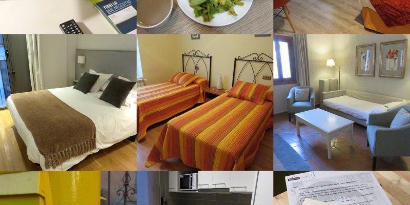 《西班牙住宿心得》人氣公寓旅館酒店飯店懶人包
