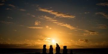 《背包蝦說》一秒融入在地生活智利復活島篇