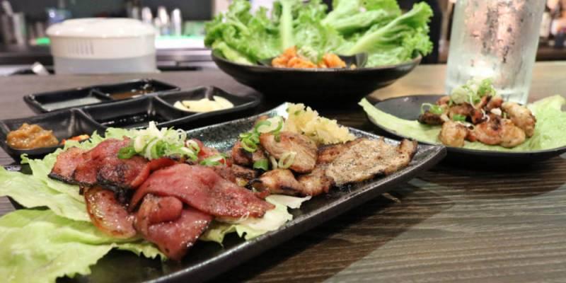 《Tobimasu燒肉居酒霸》炭火燒肉的優雅午後 內湖宵夜深夜食堂