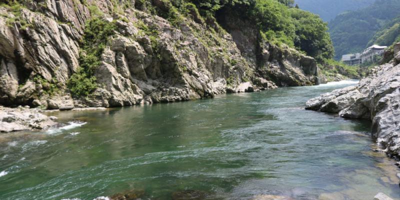 《祖谷秘境》大步危峽與祖谷友誼公園