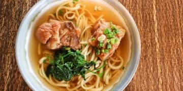 《宮古島美食》排隊也值得一吃的古謝沖繩麵古謝そば