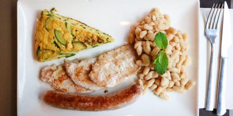 《西班牙巴塞隆納》MABI餐酒館與傳統加泰菜餚初見面