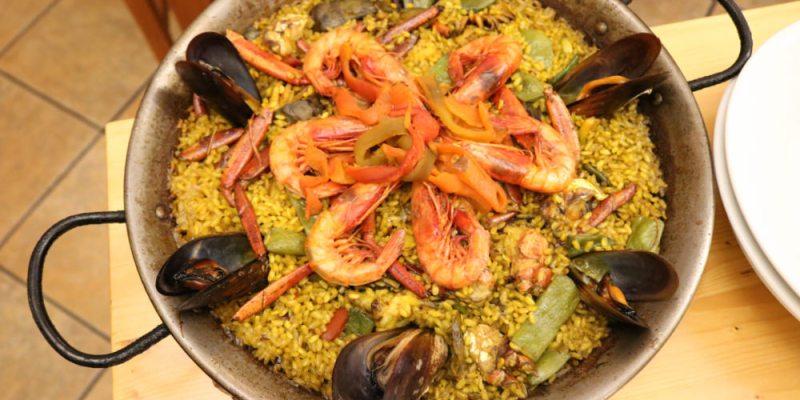 《西班牙》馬略卡島餐廳La Payesita 海鮮美食人情味
