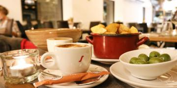 《西班牙》巴塞隆納異國創意料理Tia Santa健康創意葷素通吃