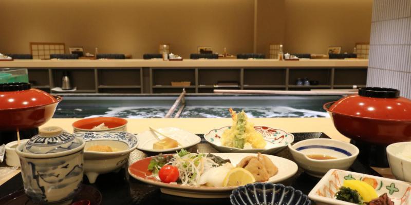 《日本》和歌山南紀白濱 円座 原九繪亭 超越河豚夢幻魚料理九繪魚