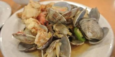 美國加州。San Jose。Super Buffet。豪華海鮮中式自助餐。嗝