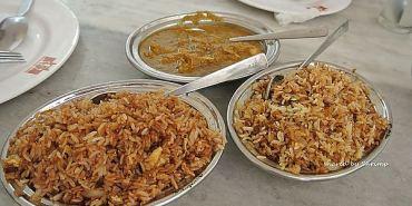 奇幻西印Day10 奧蘭卡巴 MTDC Ellora Restaurant 印度也有無骨雞咖哩!!