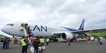 南美。LAN航空。讓我們飛往智利復活島吧!!! 摩艾等我啊  (內有武功秘笈)