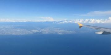 機票。Around the world 環遊世界不再等。最終章