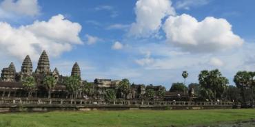 柬埔寨。Cambodia Angkor Wat 行前出發 停看聽 201607更新星巴克