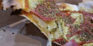 台北基隆。小惡魔手工窯烤披薩 Hond Kiln Boking Pizza