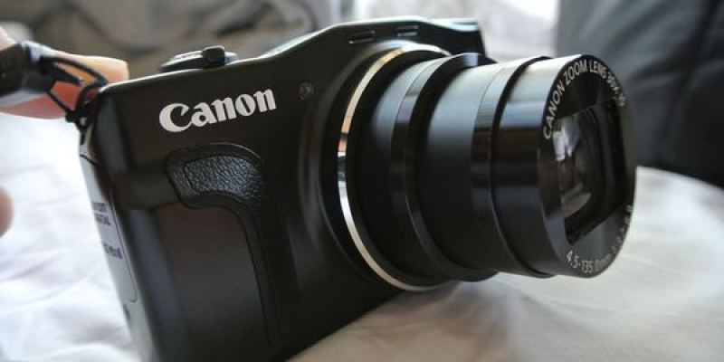 開箱 勿食 Canon PowerShot SX700 HS 門外漢也能輕鬆做個旅行攝影家