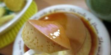 試。依蕾特 Elate。經典布丁奶酪系列