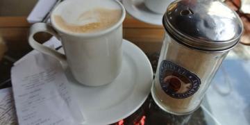南美祕魯。阿雷基帕。Cusco coffee company。當地的星巴克!?
