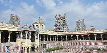 奇幻南印Day6 馬都萊 魚眼女神 Sri Meenakshi Temple