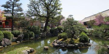 京都。蓮華王院本堂 三十三間堂。一千零一座精緻千手觀音氣勢逼人
