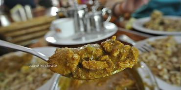 奇幻西印Day11 Ajanta MTDC Restaurant 一群餓死鬼啊