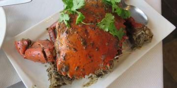 Singapore Jumbo Seafood THE RIVERWALK 珍寶海鮮真趕時間