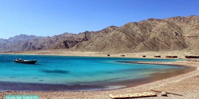 【埃及。西奈半島】達哈布─Ras Abu Galum─如果想找一個天堂,那應該就是這裡了!
