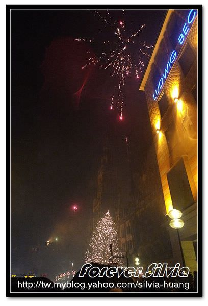 [德國‧慕尼黑] 2011/2012歡樂跨年夜