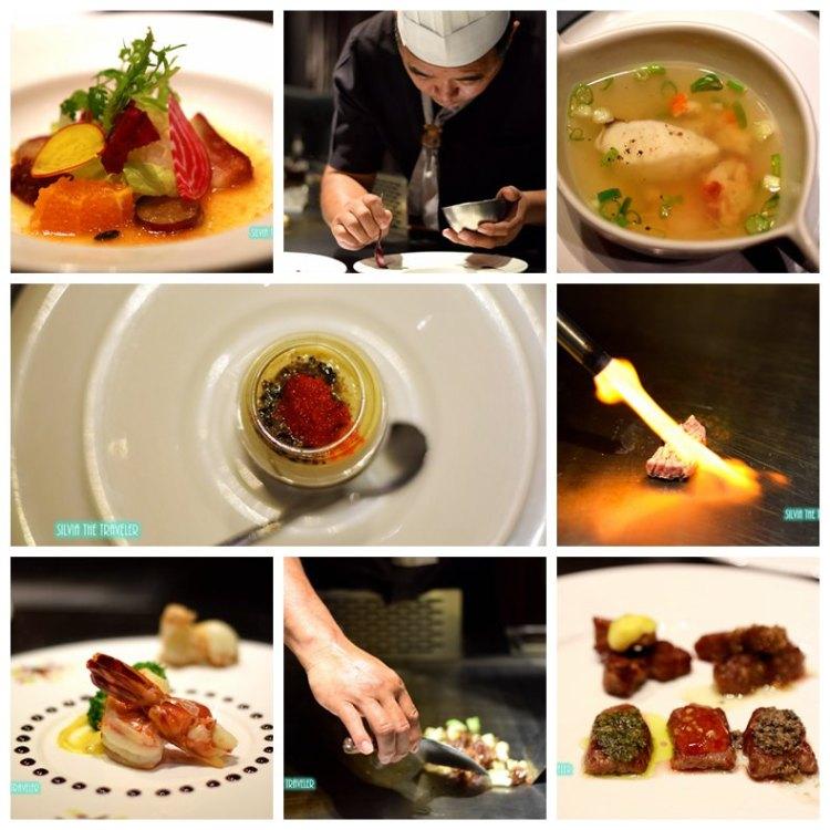 【台中美食】以華麗饗宴豐富你的味蕾層次─凱焱鐵板燒