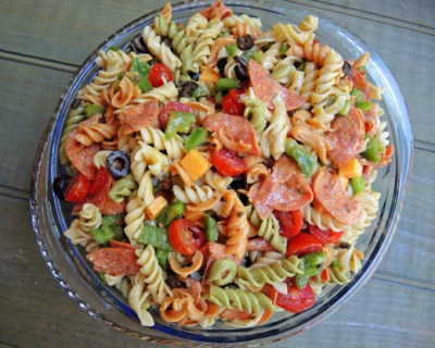 Perfect Pasta Salad: Recipe - Genius Kitchen