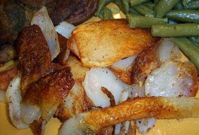 Fried Home-Style Potatoes Recipe - Food.com