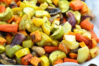 Oven-Roasted Vegetables Recipe - Food.com