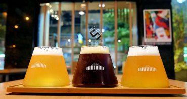 啜飲幸福.精釀啤酒 清酒與美食の夢幻三重奏《有時精釀餐酒館》
