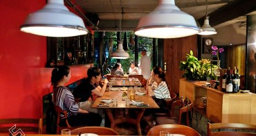 盛情可貴,靜巷裡的料理況味【Tua 攤 四知堂】台式餐館