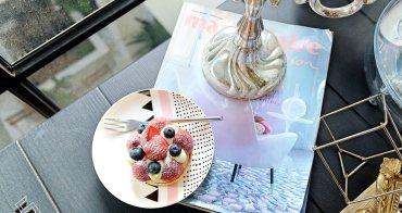 甜蜜培養皿,嘴裡蔓延的無限浪漫《fermento 發酵》台中甜點推薦