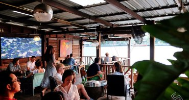 合法貓伴遊,一同沐浴河畔風光 ★ Samsara Cafe & Meal 曼谷中國城小酒館