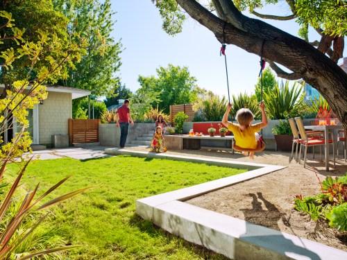 Medium Of Backyard Ideas Images