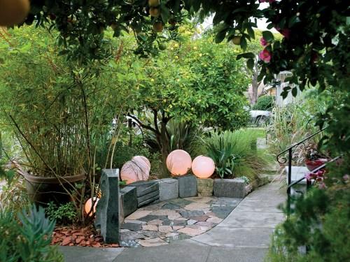 Medium Of Garden Landscape Photos