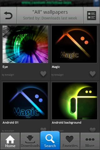 Zedge Gives You Ringtones, Notifications And Wallpapers For Your Android Device   TalkAndroid.com