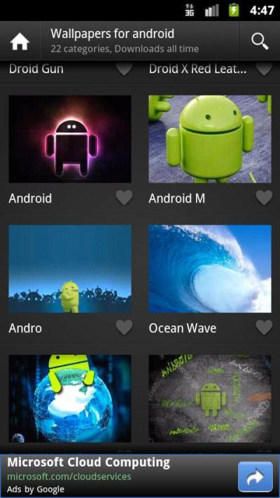 Zedge Gives You Ringtones, Notifications And Wallpapers For Your Android Device | TalkAndroid.com