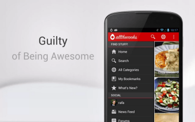 Best Android apps for finding that perfect recipe [July 2013]