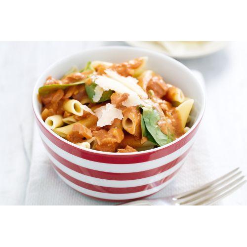 Medium Crop Of Chicken Spinach Pasta